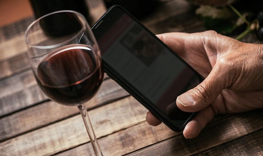 application mobile Vins